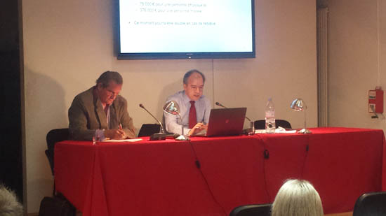 Commission juridique du mercredi 21 mai 2014 for Chambre arbitrale